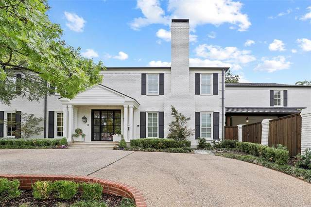5440 Byron Avenue, Highland Park, TX 75205 (MLS #14441771) :: RE/MAX Pinnacle Group REALTORS