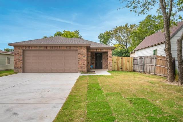 1236 E Harvey Avenue, Fort Worth, TX 76104 (MLS #14441797) :: EXIT Realty Elite