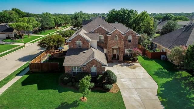 4505 Narrowbrook Drive, Flower Mound, TX 75028 (MLS #14441800) :: Real Estate By Design