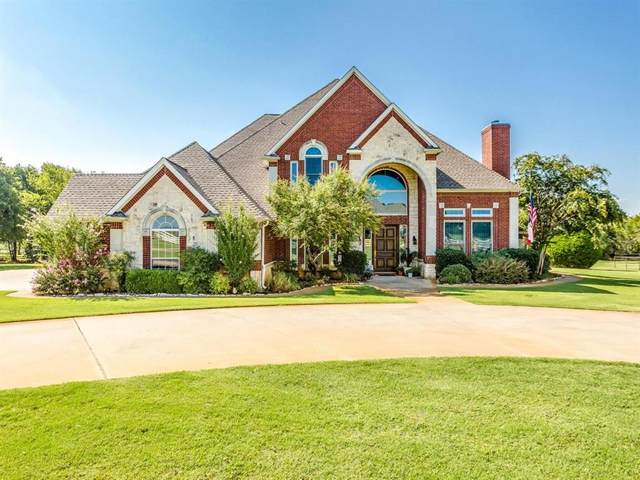 233 Sherry Lane, Burleson, TX 76028 (MLS #14441808) :: The Hornburg Real Estate Group