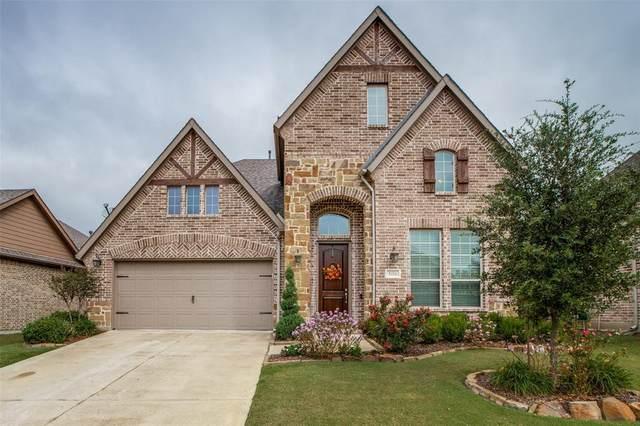 5404 Fringetree Drive, Mckinney, TX 75071 (MLS #14441830) :: Real Estate By Design