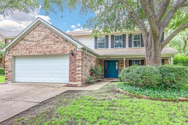 7512 Point Reyes Drive, Fort Worth, TX 76137 (MLS #14441833) :: The Heyl Group at Keller Williams