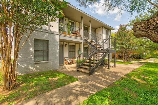 3700 Washburn Avenue, Fort Worth, TX 76107 (MLS #14441835) :: Team Tiller