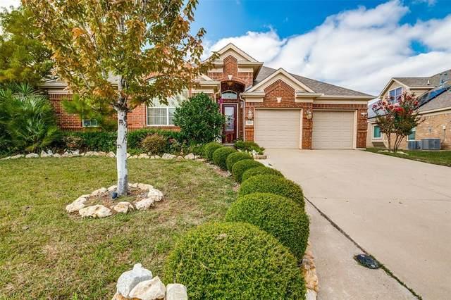 2212 Horned Owl Street, Grand Prairie, TX 75052 (MLS #14441841) :: The Hornburg Real Estate Group