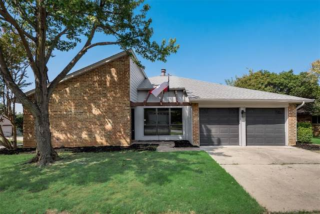 3501 Ridge Haven Circle, Bedford, TX 76021 (MLS #14441850) :: The Mitchell Group