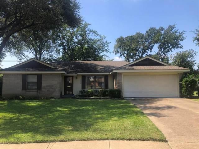 2804 Sunny Hill Lane, Farmers Branch, TX 75234 (MLS #14441851) :: Team Tiller