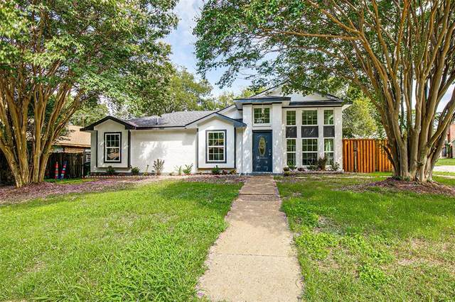 11817 Eloise Drive, Balch Springs, TX 75180 (MLS #14441860) :: All Cities USA Realty