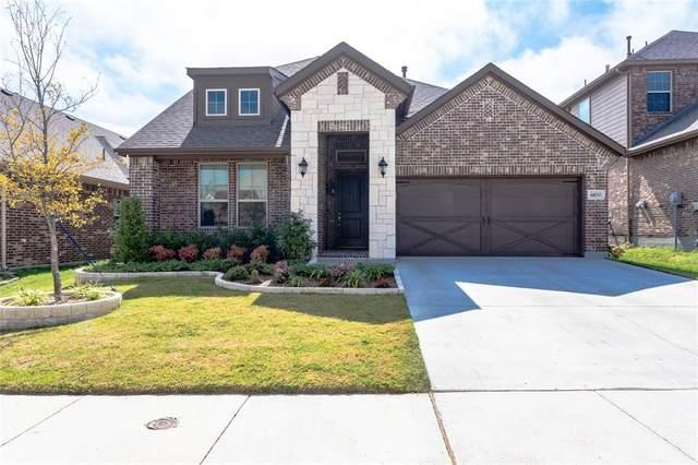 14833 Brettridge Drive, Aledo, TX 76008 (MLS #14441862) :: The Kimberly Davis Group