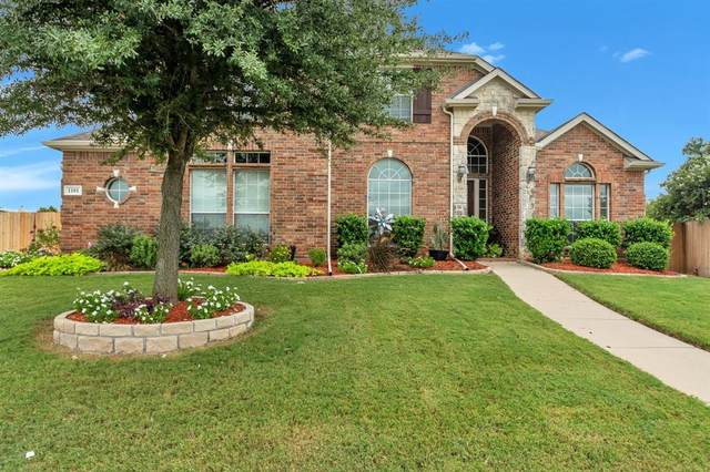 1181 Diamond Back Lane, Fort Worth, TX 76052 (MLS #14441863) :: The Daniel Team