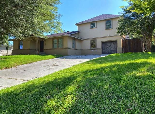 6417 Ridgecrest Circle, Lake Worth, TX 76135 (MLS #14441873) :: Real Estate By Design