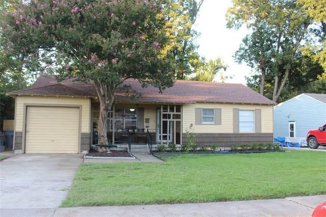 2515 Falls Drive, Dallas, TX 75211 (MLS #14441886) :: The Mitchell Group