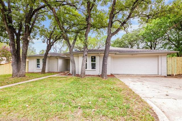 525 Merrill Drive, Bedford, TX 76022 (MLS #14441899) :: The Mitchell Group