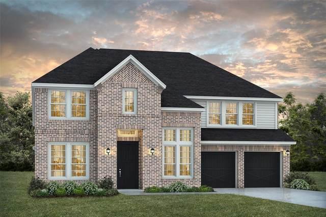 13734 Woodford Lane, Frisco, TX 75035 (MLS #14441909) :: The Property Guys