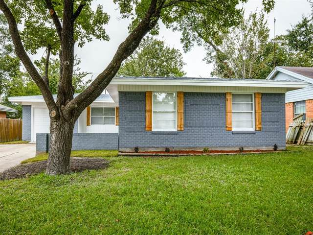 2535 Crest Ridge Drive, Dallas, TX 75228 (MLS #14441914) :: The Chad Smith Team