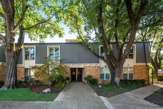 531 W Lookout Drive #228, Richardson, TX 75080 (MLS #14441926) :: The Mitchell Group