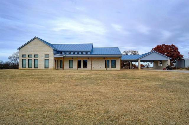 2349 County Road 4680, Boyd, TX 76023 (MLS #14441933) :: The Tierny Jordan Network