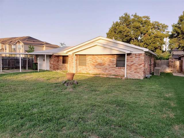 1248 Valentine Street, Hurst, TX 76053 (MLS #14441945) :: The Mitchell Group