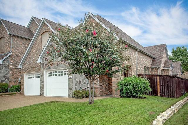 5041 Giverny Lane, Fort Worth, TX 76116 (MLS #14441971) :: The Hornburg Real Estate Group