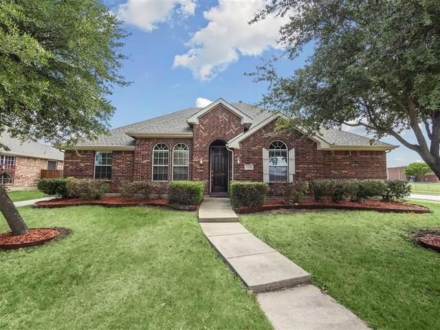 7402 Amesbury Lane, Rowlett, TX 75089 (MLS #14441992) :: RE/MAX Landmark