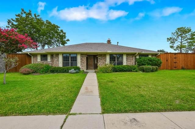 1014 Oxfordshire Drive, Carrollton, TX 75007 (MLS #14441993) :: Post Oak Realty