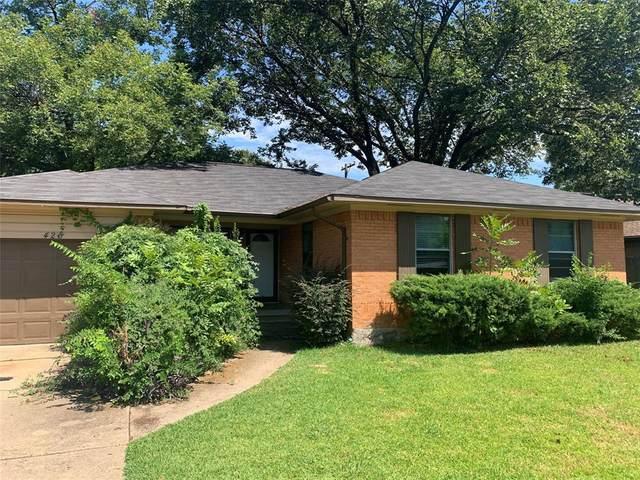 425 Terrace Drive, Richardson, TX 75081 (MLS #14442052) :: Team Tiller