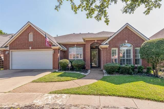4004 Oak Grove Court, Flower Mound, TX 75028 (MLS #14442053) :: The Rhodes Team