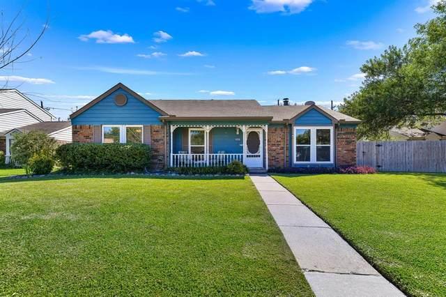 426 Kirkwood Drive, Lewisville, TX 75067 (MLS #14442055) :: The Rhodes Team
