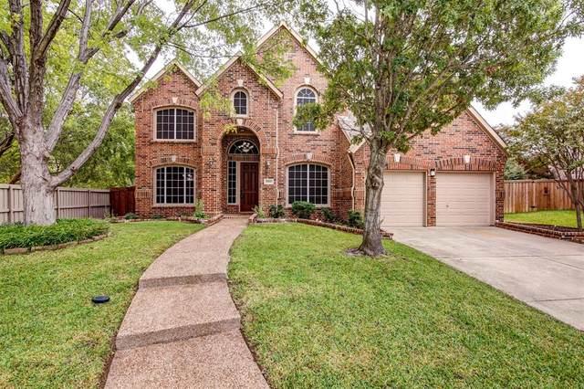 8401 Persimmon Court, Mckinney, TX 75072 (MLS #14442067) :: The Hornburg Real Estate Group