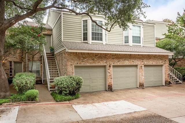 7151 Gaston Avenue #1108, Dallas, TX 75214 (MLS #14442072) :: Bray Real Estate Group