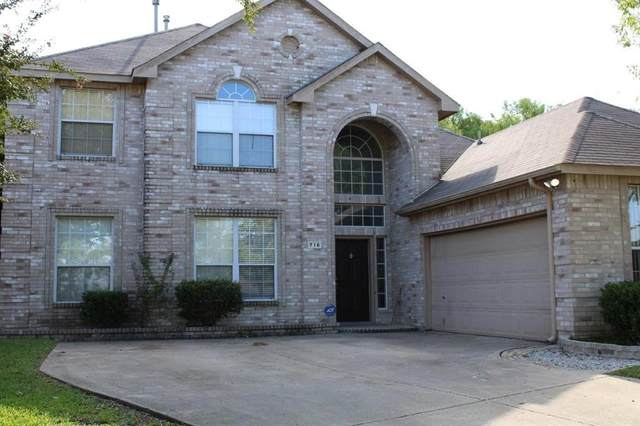 716 John Peter Court, Mesquite, TX 75149 (MLS #14442074) :: Team Tiller