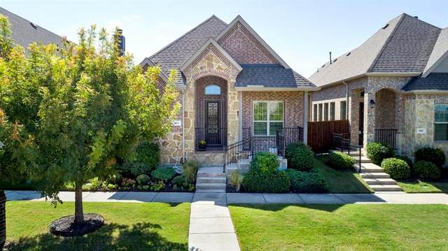 571 Cotley Drive, Frisco, TX 75036 (MLS #14442075) :: Front Real Estate Co.