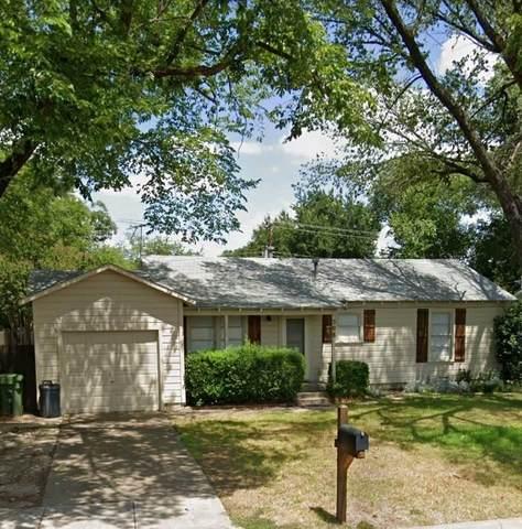 508 Harrison Lane, Hurst, TX 76053 (MLS #14442082) :: The Good Home Team