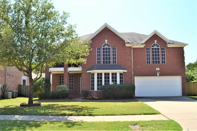 94 Forest Mill Trail, Mansfield, TX 76063 (MLS #14442083) :: RE/MAX Pinnacle Group REALTORS