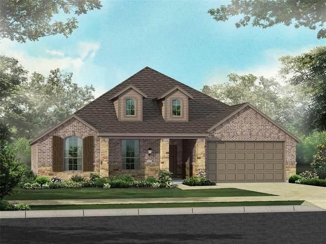 917 Bridle Path Parkway, Aubrey, TX 76227 (MLS #14442087) :: Real Estate By Design