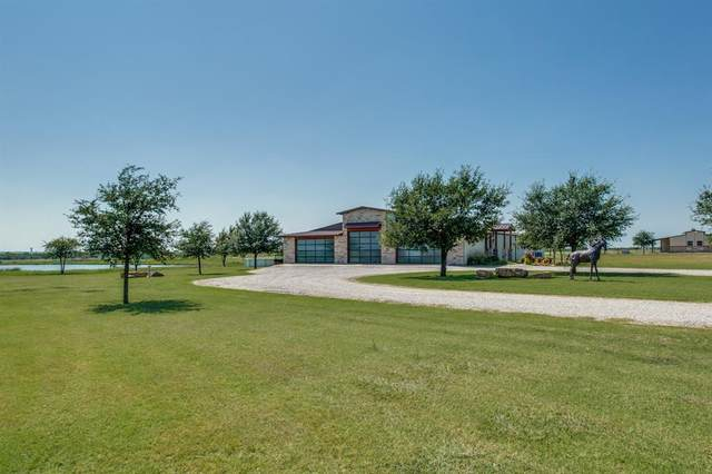 6345 Trietsch Road, Sanger, TX 76266 (MLS #14442097) :: Bray Real Estate Group