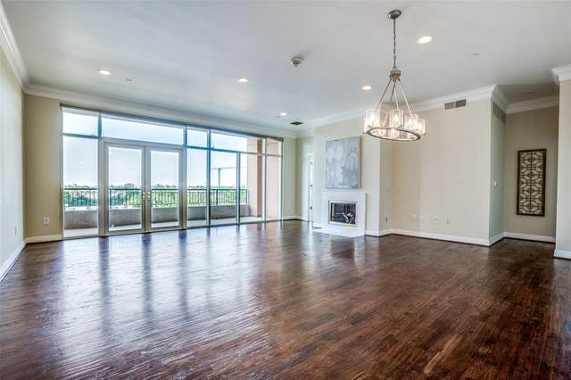 2828 Hood Street #607, Dallas, TX 75219 (MLS #14442098) :: The Daniel Team