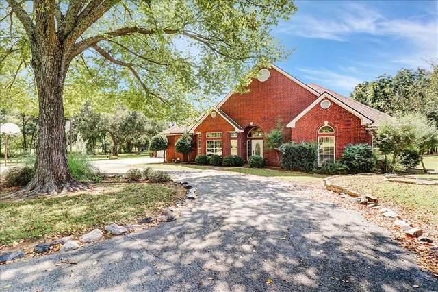 382 Quail Hill, Whitesboro, TX 76273 (MLS #14442100) :: The Chad Smith Team