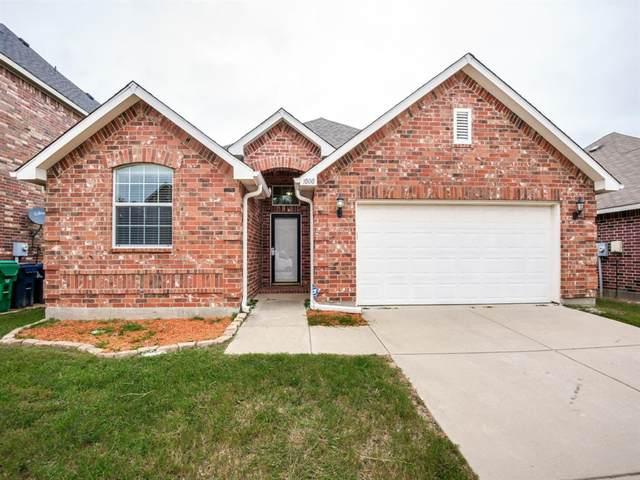1000 Raleigh Path Road, Denton, TX 76208 (MLS #14442132) :: Real Estate By Design