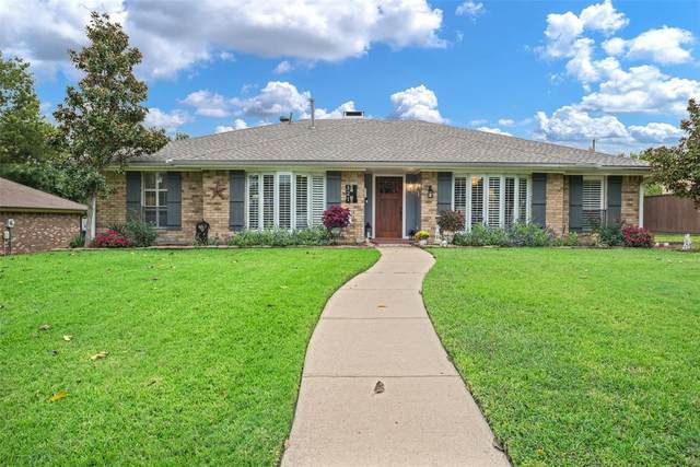 321 Shepards Hill Drive, Rockwall, TX 75087 (MLS #14442168) :: The Chad Smith Team