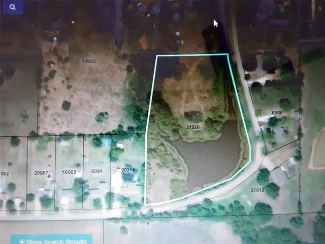 Tbd County Rd 2125, Gainesville, TX 76240 (MLS #14442179) :: All Cities USA Realty