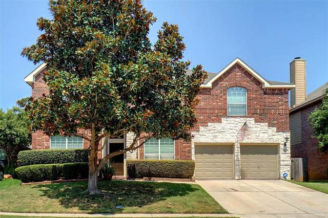 5573 Seabury Drive, Fort Worth, TX 76137 (MLS #14442183) :: The Mitchell Group