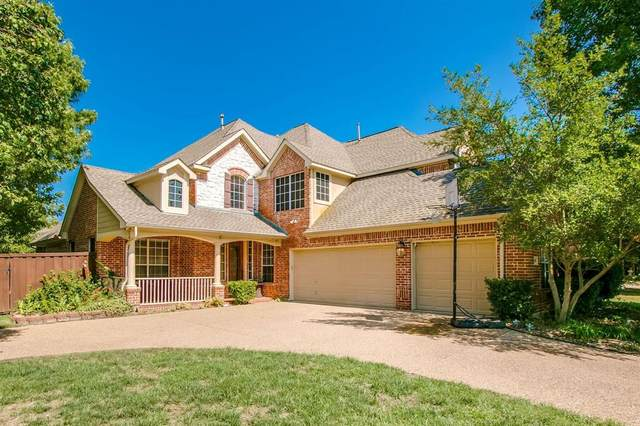 2012 Bishop Drive, Flower Mound, TX 75028 (MLS #14442215) :: Bray Real Estate Group