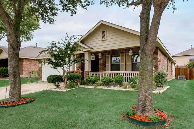 1109 Campbell Drive, Mckinney, TX 75071 (MLS #14442230) :: The Hornburg Real Estate Group