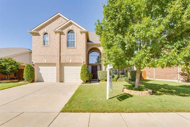 4545 Jaylin Street, Fort Worth, TX 76244 (MLS #14442238) :: The Good Home Team