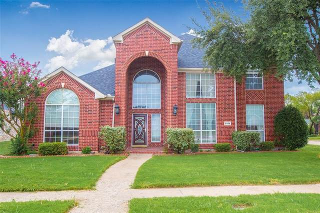 2509 Balsam Drive #2509, Rowlett, TX 75089 (MLS #14442253) :: Keller Williams Realty