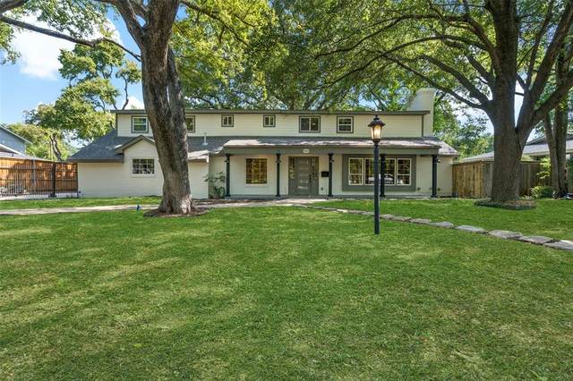 3313 Overton Park Drive E, Fort Worth, TX 76109 (MLS #14442279) :: The Mitchell Group