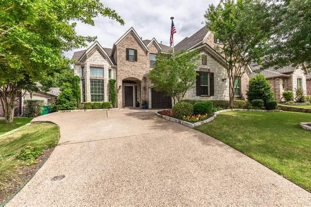 305 Turtle Creek Drive, Mckinney, TX 75072 (MLS #14442286) :: Bray Real Estate Group