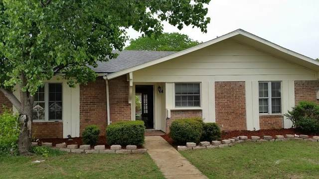 1249 Tiffany Lane, Lewisville, TX 75067 (MLS #14442287) :: Bray Real Estate Group
