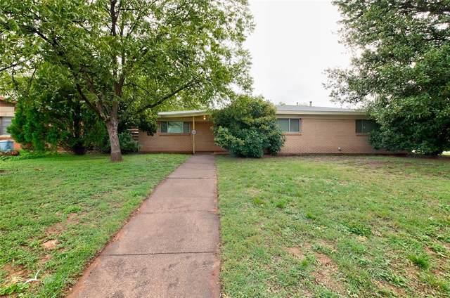 1801 Briarwood Street, Abilene, TX 79603 (MLS #14442292) :: ACR- ANN CARR REALTORS®