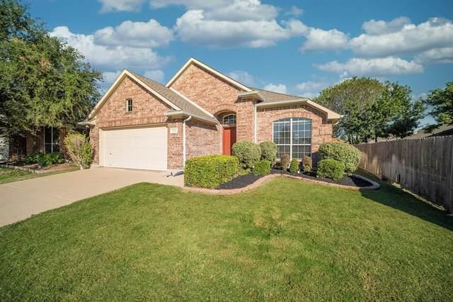 8808 Weller Lane, Fort Worth, TX 76244 (MLS #14442300) :: The Good Home Team